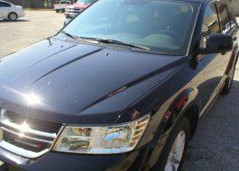 2015 Dodge Journey SXT 4-Door Crossover Black - Fred Pilkilton Motors - Denison Texas