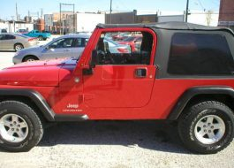 2005 Jeep Wrangler Unlimited 2 Door 4x4 - Fred Pilkilton Motors - Denison Texas