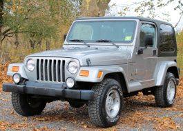 2001 Jeep Wrangler Sport 4X4 - Fred Pilkilton Motors - Denison Texas