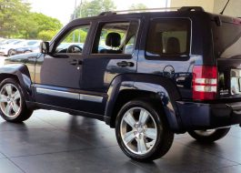 2012 Jeep Liberty Platinum Series Limited Edition - Fred Pilkilton Motors - Denison Texas