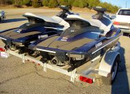 Yamaha WaveRunners EX Sport 2017 Model - Blue w/White Trim - Fred Pilkilton Motors - Denison Texas
