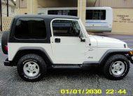 2001 Jeep Wrangler Sport 4.0 4X4 2 Door TJ - Fred Pilkilton Motors - Denison Texas