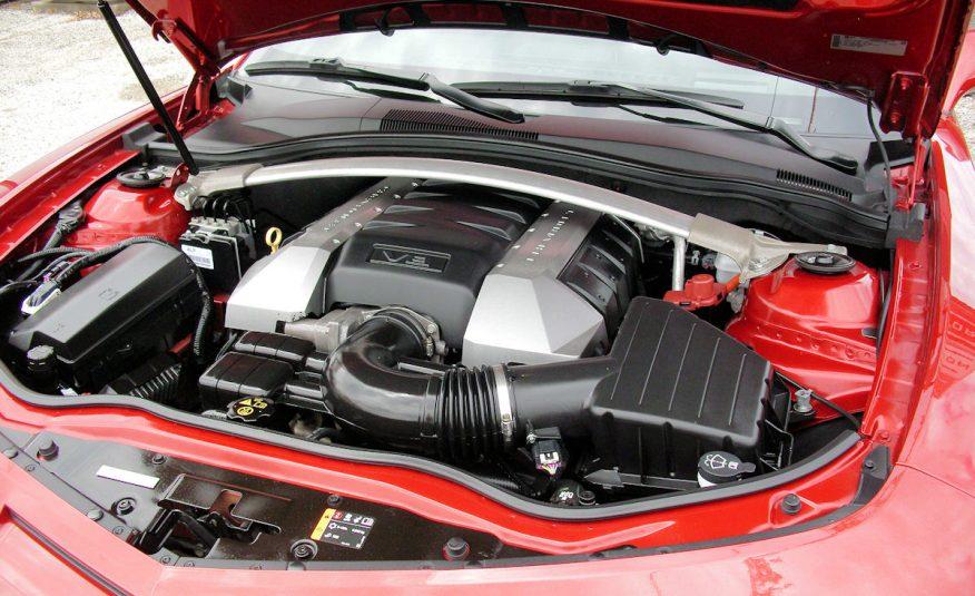 2013 Camaro SS 2SS Convertible Crystal Red 6.2 V8 – Fred Pilkilton Motors – Denison Texas