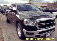 2019 Ram 1500 Lone Star 4 Door Pickup Black – Fred Pilkilton Motors in Denison Texas
