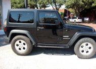 2015 Jeep Wrangler Sport JK 2-Door 4X4 Black – Fred Pilkilton Motors – Denison TX