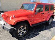2013 Jeep Wrangler Unlimited Sahara 4 Door 4X4 - Fred Pilkilton Motors in Denison Texas