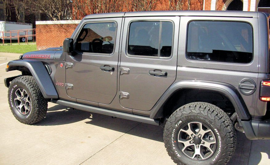 2020 Jeep Wrangler Unlimited Rubicon 4X4 - Fred Pilkilton Motors in Denison Texas